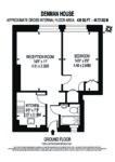 65 Denman House, N16 0JH, E14